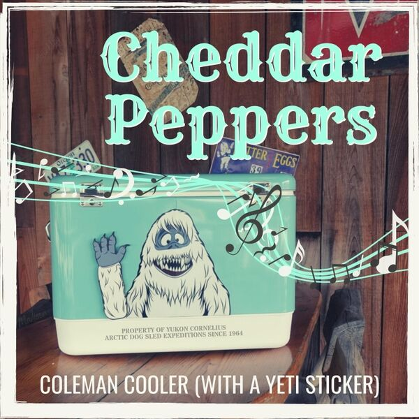 Cover art for Coleman Cooler (With a Yeti Sticker)